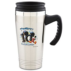 Twenty 10 Walt Disney World Resort Travel Mug