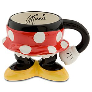 """Best of Mickey Collection"" Minnie Mouse Coffee Mug"