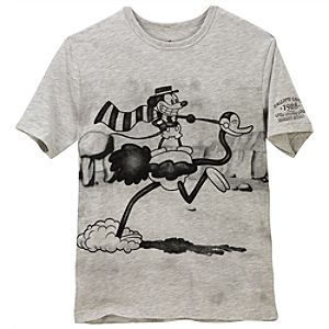 Gallopin Gaucho Mickey Mouse Tee for Men