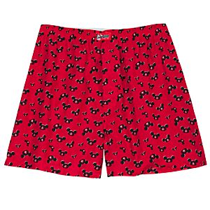 Ear Hat Mickey Mouse Club Boxer Shorts