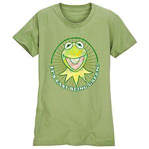 Organic Green Kermit Tee
