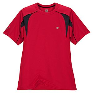 Champion Performance Mickey Mouse Tee -- Red