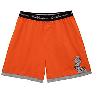 Walt Disney World Tigger Boxer Shorts
