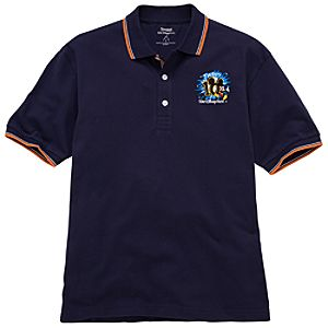 2010 Walt Disney World Resort Polo Shirt for Men