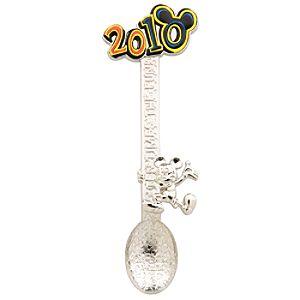 2010 Walt Disney World Resort Spoon
