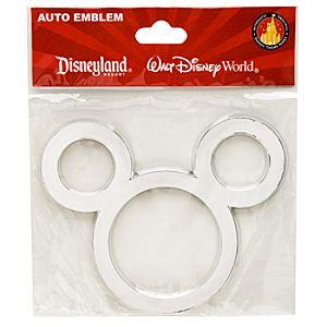 Mickey Mouse Auto Emblem