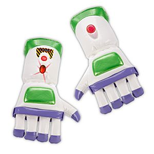 Light-Up Buzz Lightyear Gloves