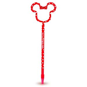 Inkbend Minnie Mouse Pen