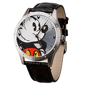 Limited Release Mickey Mouse Watch -- Large