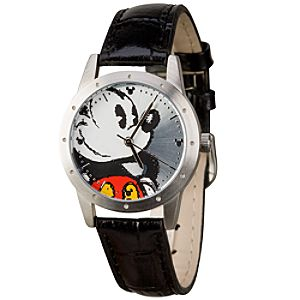 Limited Release Mickey Mouse Watch -- Small