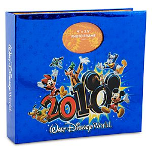 2010 Walt Disney World Resort Deluxe Photo Album