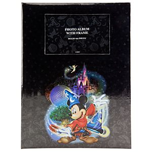 Walt Disney World Four Parks One World Photo Album -- Large