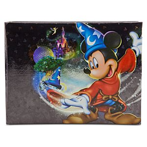 Walt Disney World Four Parks One World Photo Album -- Small
