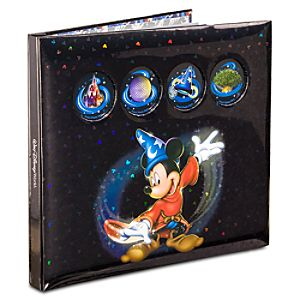 Four Parks One World Walt Disney World Resort Scrapbook Album