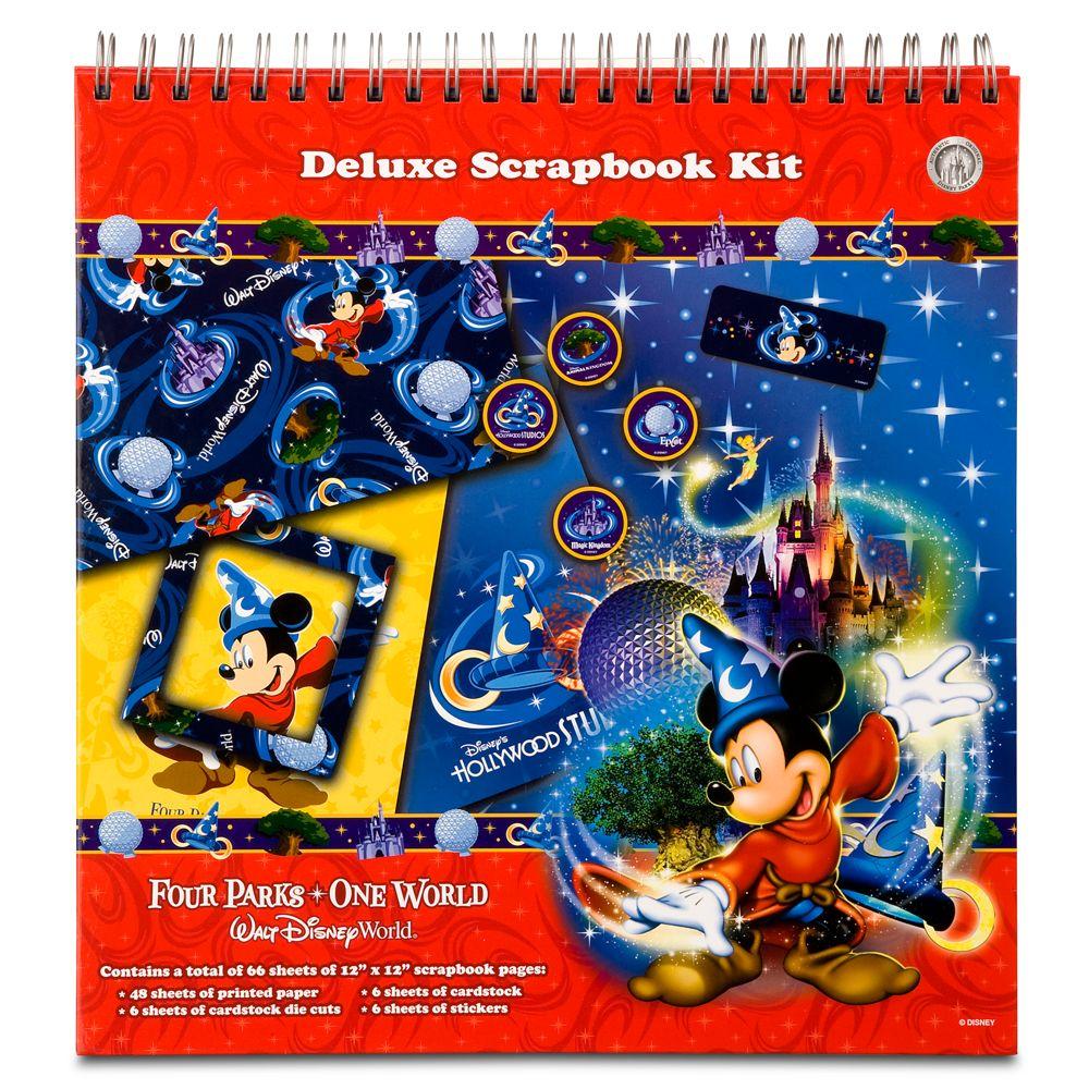 Review Disney Parks Scrapbook Supplies Craft Critique