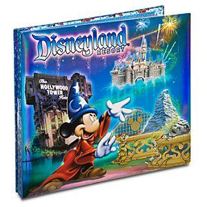 Disneyland Resort Scrapbook Album