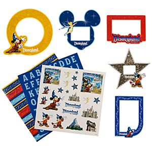 Disneyland Resort Deluxe Scrapbook Kit