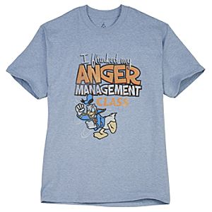 Anger Management Donald Duck Tee for Men