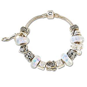 Sterling Silver Chamilia Bracelet -- 7 1/10