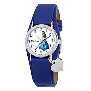 Customized Alice in Wonderland Teen Watch