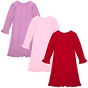 Customized Fleece Nightgowns for Girls