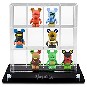 Vinylmation 3 Figure 12-Unit Display Case