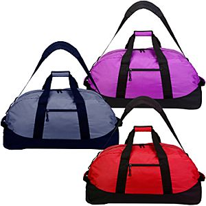 Customized Rolling Duffle Bag