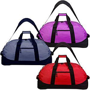 Customized Rolling Duffle Bag