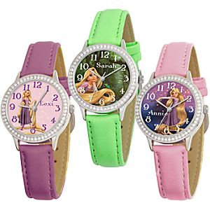 Create-Your-Own Tangled Rapunzel Watch