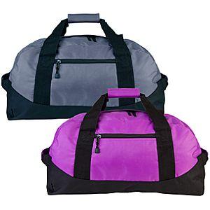 Customized Duffel Bag -- Small