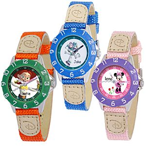 Create-Your-Own Kids Safari Watch