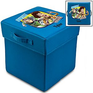 Personalized Toy Story 3 Storage Cube