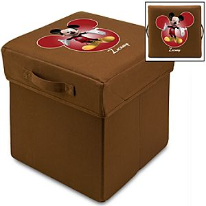 Personalized Mickey Mouse Storage Cube