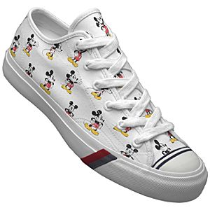 Customized Adult Vintage Mickey Mouse PRO-Keds