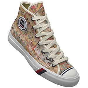 Customized Adult Color Comics Mickey Mouse PRO-Keds