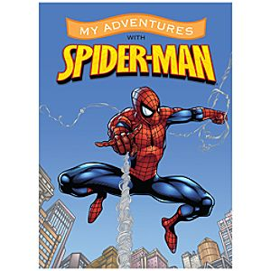 Spider-Man Personalized Book -- Large Format