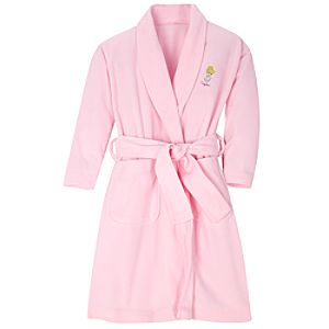 Personalized Fleece Cinderella Robe for Girls