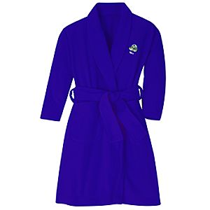 Personalized Fleece Buzz Lightyear Robe for Kids