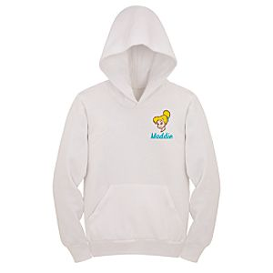 Personalized Tinker Bell Hoodie Sweatshirt for Kids