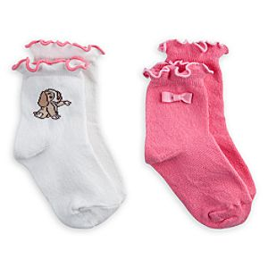 Lady Sock Set for Baby - 2 Pack