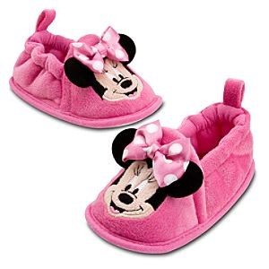 Soft Minnie Mouse Shoes for Infants