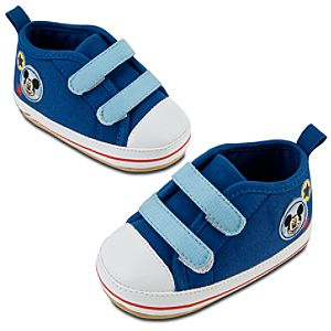 All-Star Mickey Mouse Shoes for Baby Boys