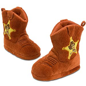 Woody Boots for Infants