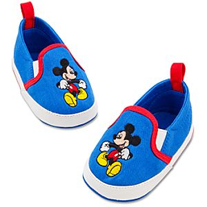 Mickey Mouse Shoes for Baby Boys