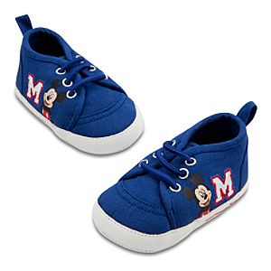 Mickey Mouse Sneakers for Baby Boys