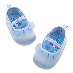 Cinderella Shoes for Baby Girls