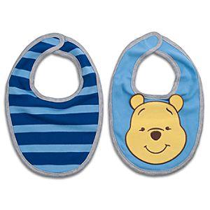 Winnie the Pooh Bib Set for Baby