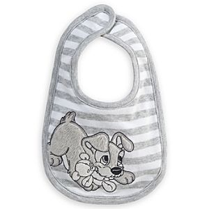 Tramp Bib Set for Baby - 2 Pack