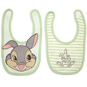 Thumper Bib Set for Baby - 2 Pack