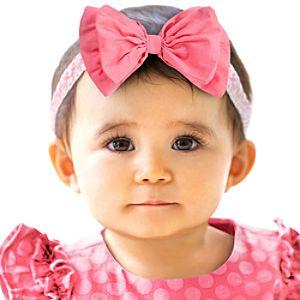 Lady Headband for Baby